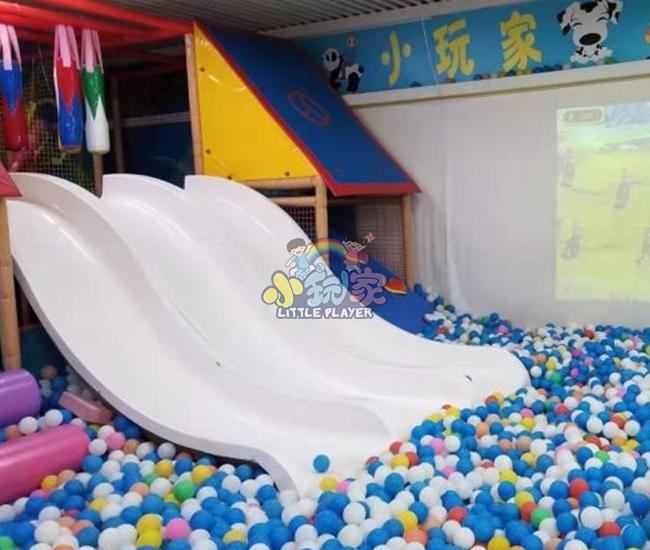 河南淘气堡海洋球池