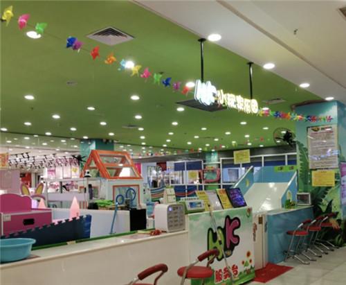 福州连江小玩家儿童主题乐园