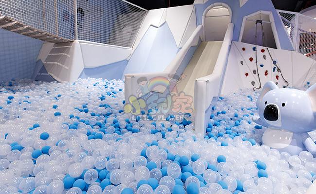 海洋球儿童乐园
