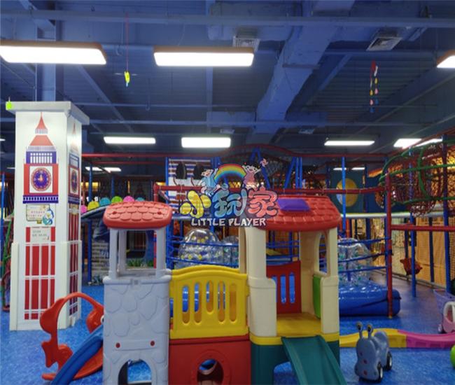 四川儿童乐园案例