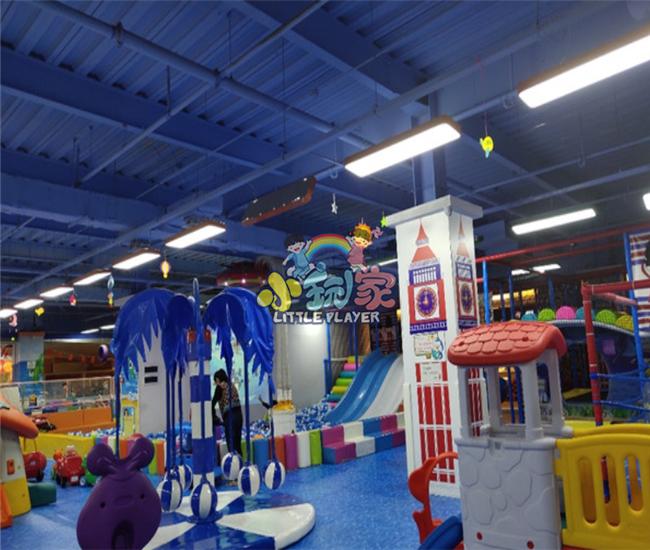 四川儿童游乐中心