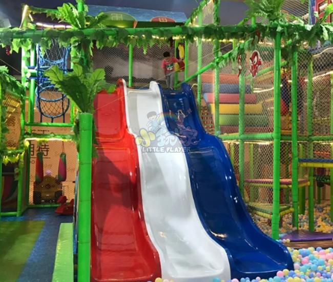 北京小玩家淘气堡门店